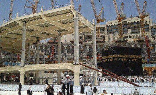 Rumah Allah Travel: Peranan Raja Abdul Aziz
