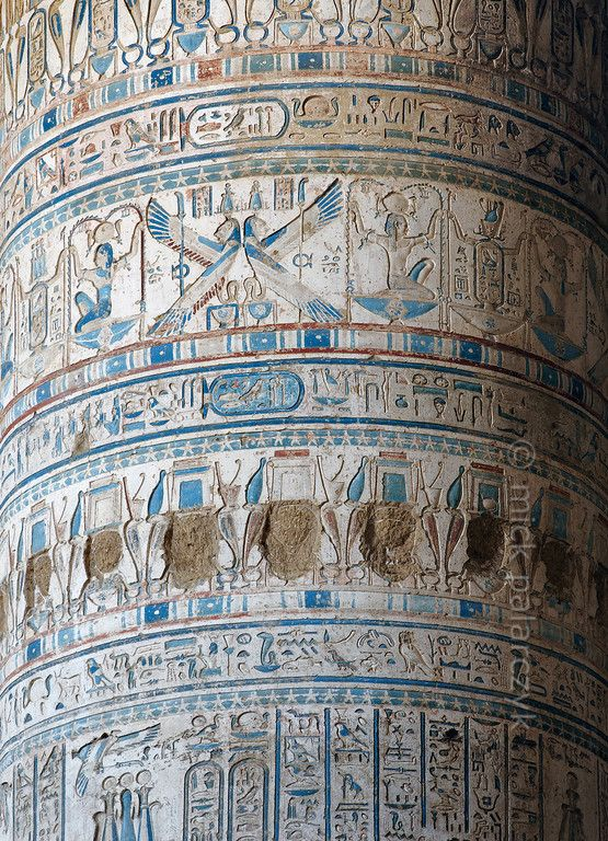 Egypt: Temple of Dendera - Paul Smit | Mick Palarczyk