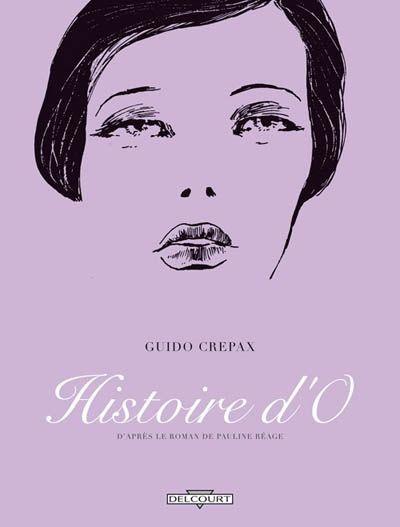 GUIDO CREPAX - Histoire d'O