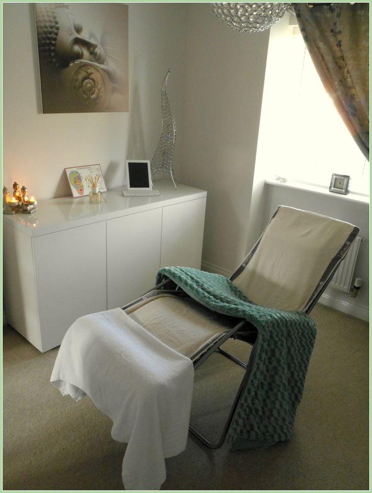 reflexology treatment room ideas - Google Search