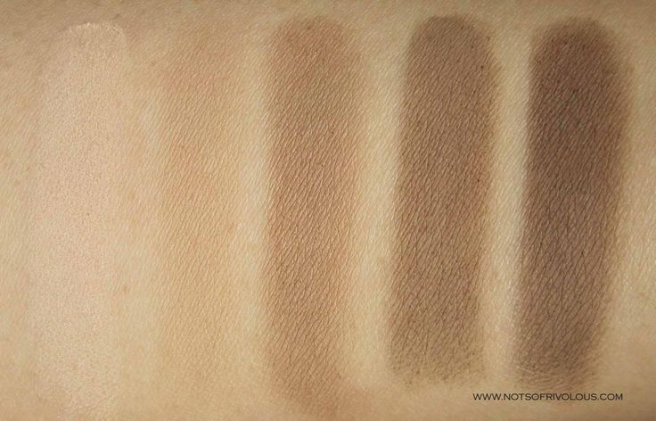BECCA Ombre Nudes Eye Palette (Indirect Light)