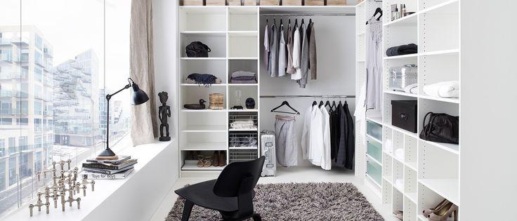 Walk-in-closet dream by Kvik.com
