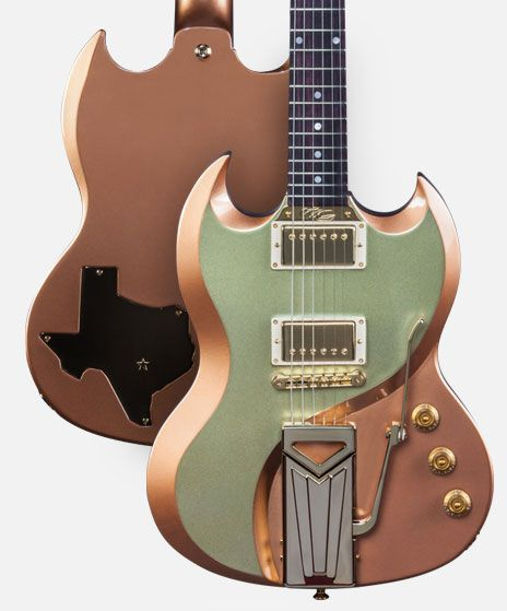 Gibson Unveils the Billy Gibbons Ultimate SG | Premier Guitar