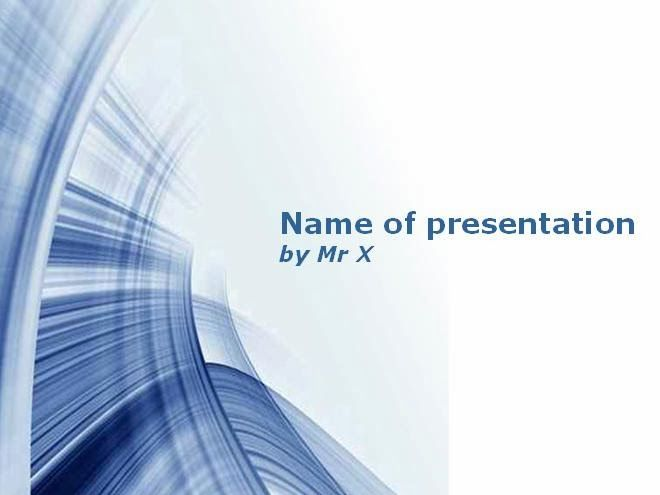 Ms Powerpoint Presentation Templates