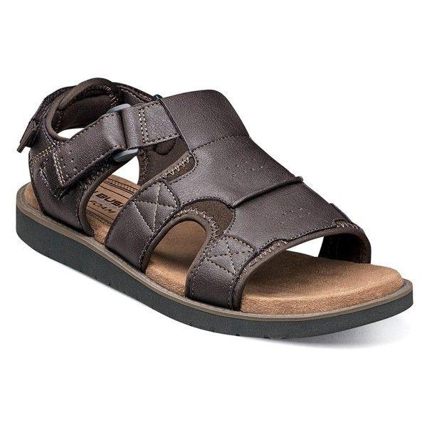 b6ac3dc2 Men's Shoes, Sandals, Men's Boardwalk Brown Chocolate Leather ...