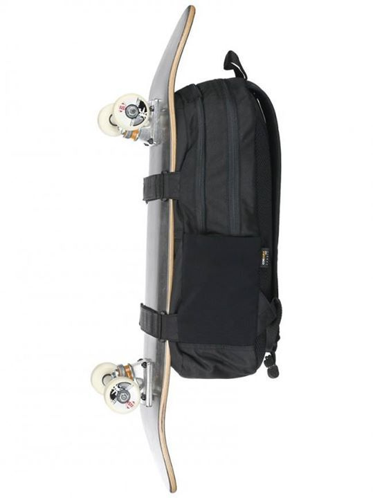 Vans x Thrasher Backpack Black Skatepack Authentic III 6