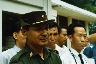 Pak Harto - The Smiling General