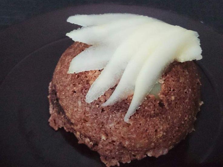 Bowlcake poire Belle Helene 5sp