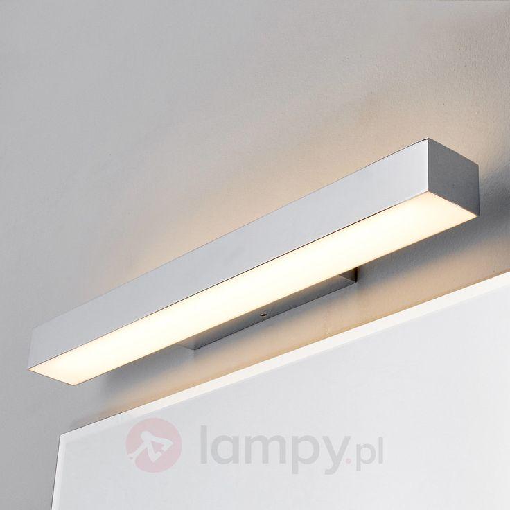 KIANA – chromowana lampa ścienna z żarówką LED 9641030