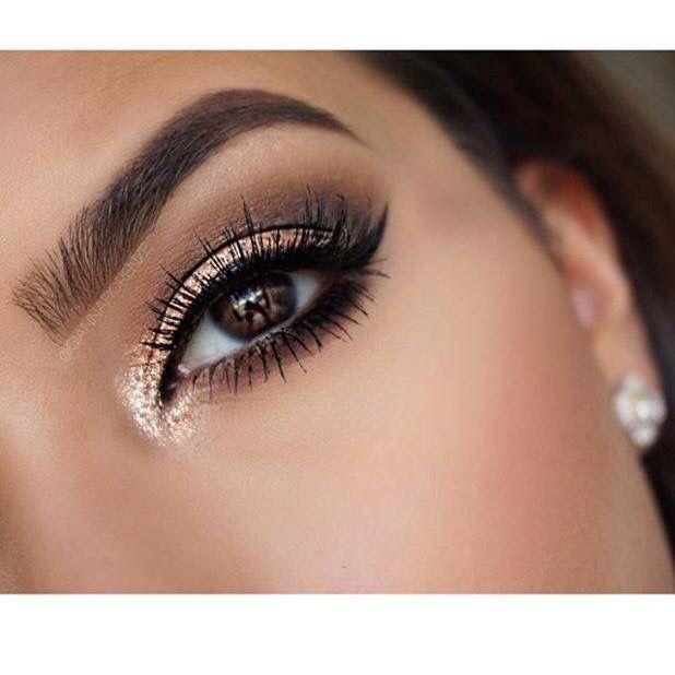 Perfektes Make-up für meine Augenfarbe – Make-up – #color #eye #Makeup #perfect   – frisuren
