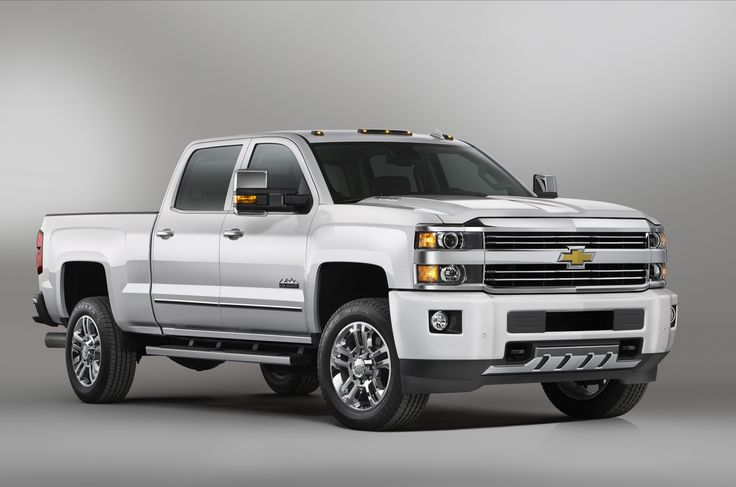 2015 Chevrolet Silverado 2500 HD High Country | GM Authority