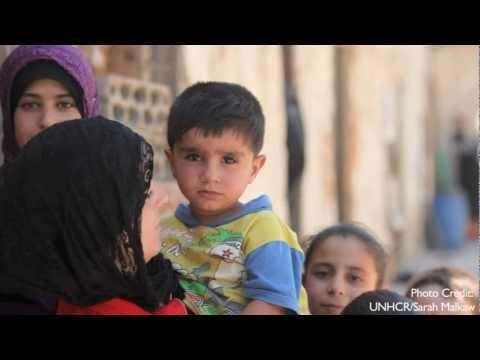 Save the Children Helping Syrian Refugee Children