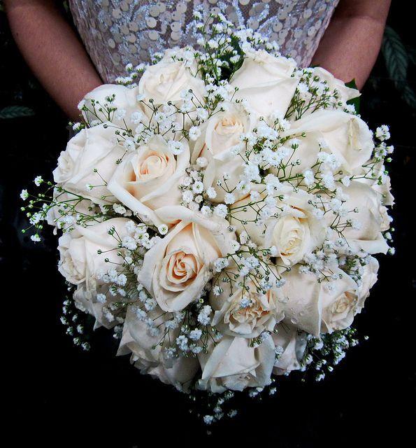 Ramos de novia Casa Blanca www.cbeventos.cl