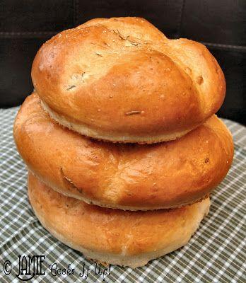 macaroni grill bread copycat recipe- http://jamiecooksitup.net