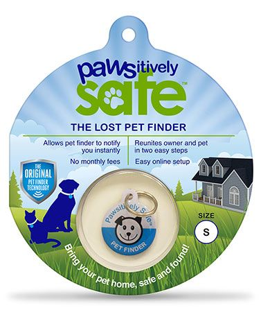 Pawsitively Safe™ Pet Finder Tags