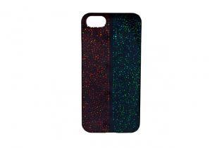 彩輝光 iPhone5/5s ケース(a) - 漆工芸作家 大町憲治氏 が創始考案した漆工芸新技法「彩輝光」を施したiPhone5/5s ケース。光を当てると多彩で華やかな輝きを放つ。   COS KYOTO Online Store
