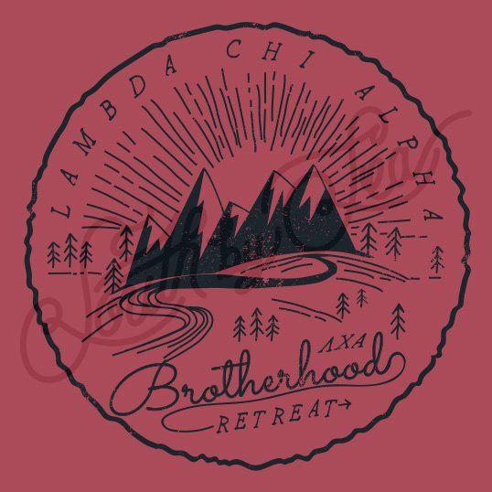 Fraternity Social Lambda Chi Alpha Brotherhood Retreat Mountain South By Sea
