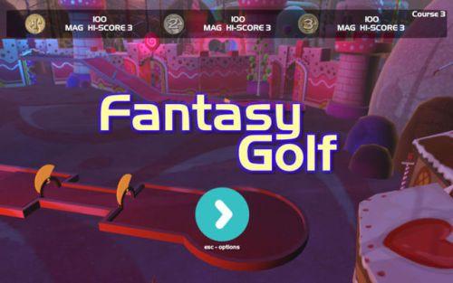 FantasyGolf Games Sports   Mac App  1181211121  $1 09