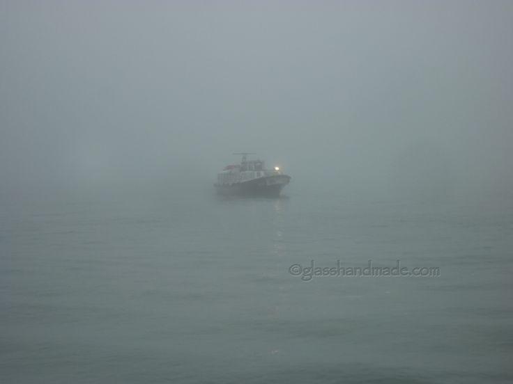 fog in venezia