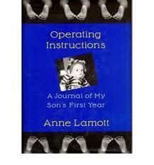 With courage and humour Annie Lamott writes about the the birth of her son and the ups and downs of their first year together. Annie is a single mother and a recovering alcoholic, clean and sober for more than three years. A book that will make you laugh and cry.
