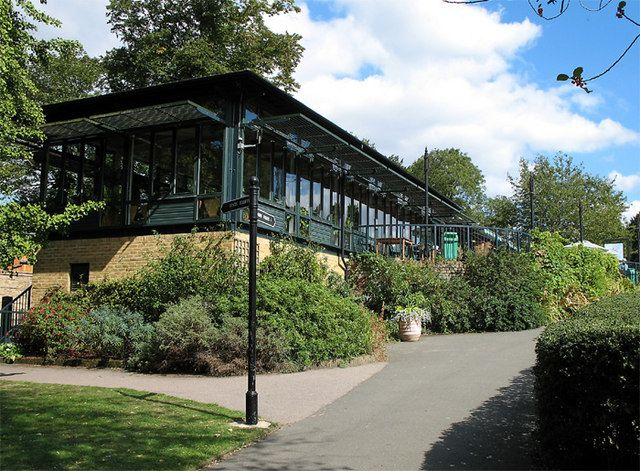The Cafe Golders Hill Park