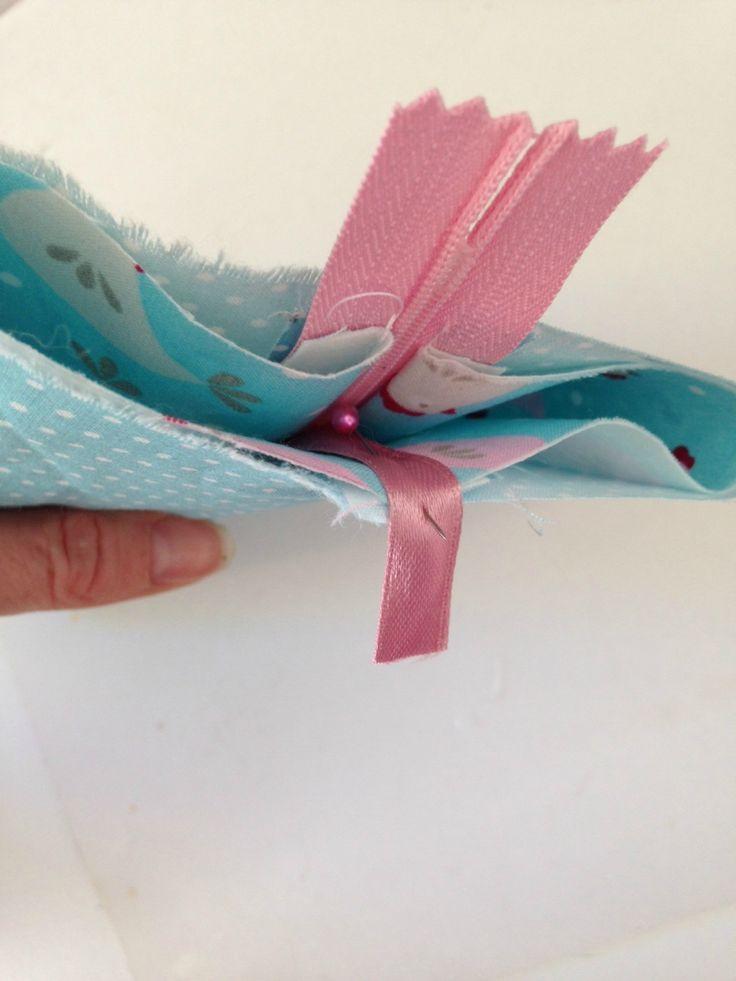 Tuto Trousse rectangulaire – Le weblog de Mademoiselle Petit Pois