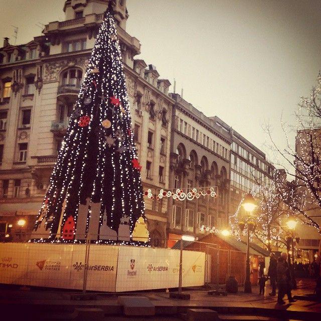 Il Natale a #Belgrado