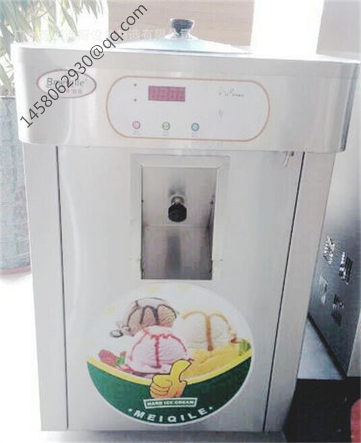 Automatic Hard Ice Cream Machines Prices Hard ice cream machine/Batch Freezer