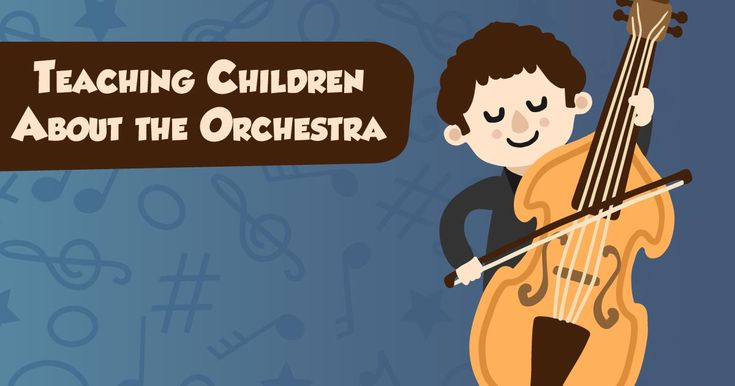 Teaching Children About the Orchestra - Prodigies - Music Curriculum for Preschool & Primary School