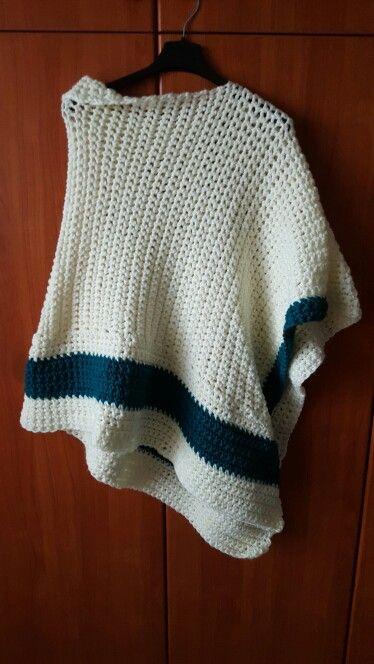 #crochet #poncho #madeunique
