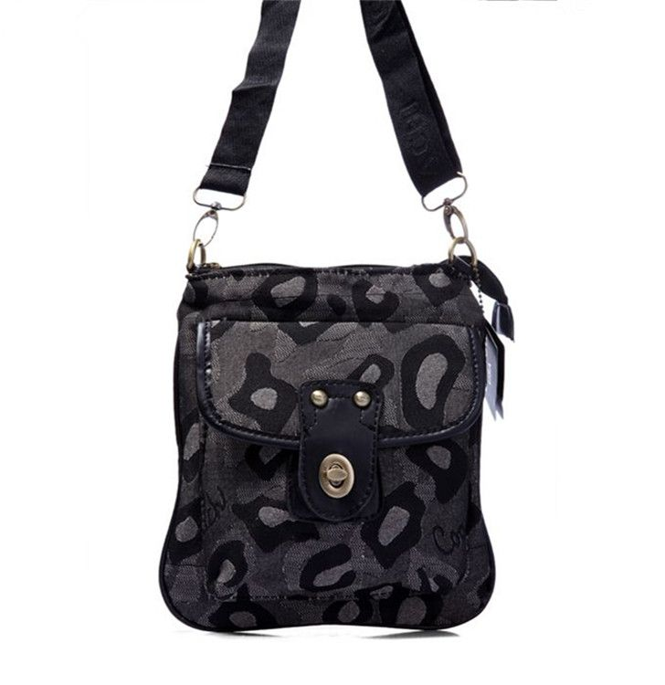 cheap Shoulder Bag Coach Gray Black sale online,save up to 90% off on the lookout for limited offer,no taxes and free shipping.#handbag #design #totebag #fashionbag #shoppingbag #womenbag #womensfashion #luxurydesign #luxurybag #coach #handbagsale #coachhandbags #totebag #coachbag