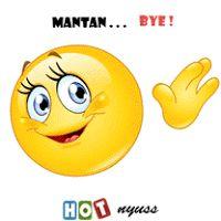 DP BBM : DP BBM GOOD BYE MANTAN