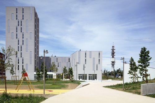 Mab Marotta Basile Arquitectura — Abitare a Milano – VIA GALLARATE