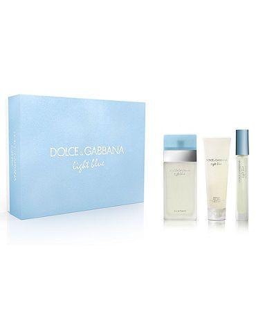 dolce and gabanna perfume set, love love love