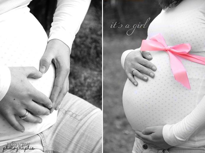 SaskiarundumdieUhr: Fotoshooting - Babybauch