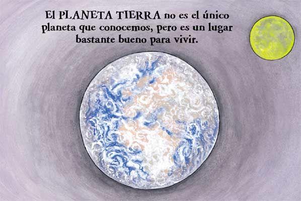 La seducción del planeta tierra