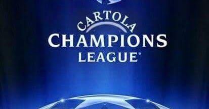 Maiores pontuadores por rodada liga Cartola Champions League 4 temporada