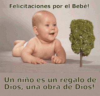 imagenes de felicidades por el bebe