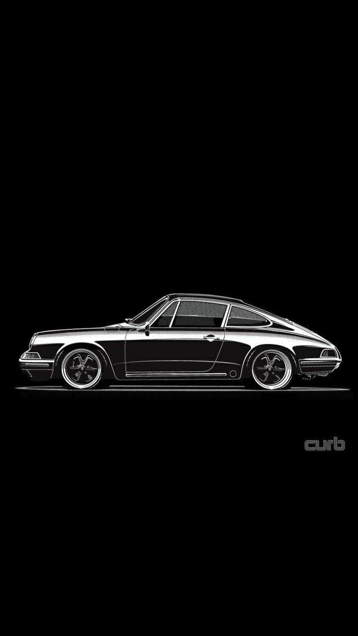 Pin By Amd On Car Art Cars Automotive Artwork Porsche 911 Classic