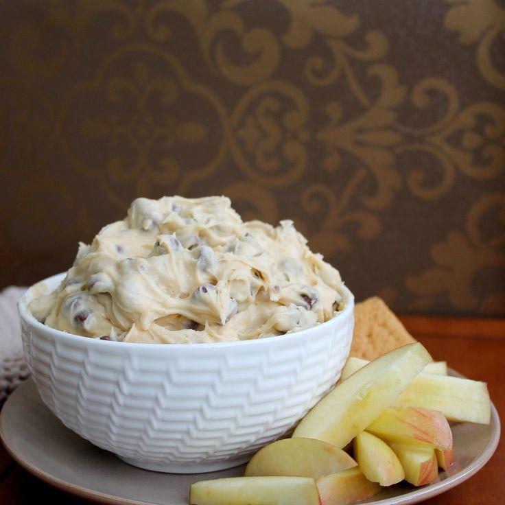 peanut butter cream cheese dip