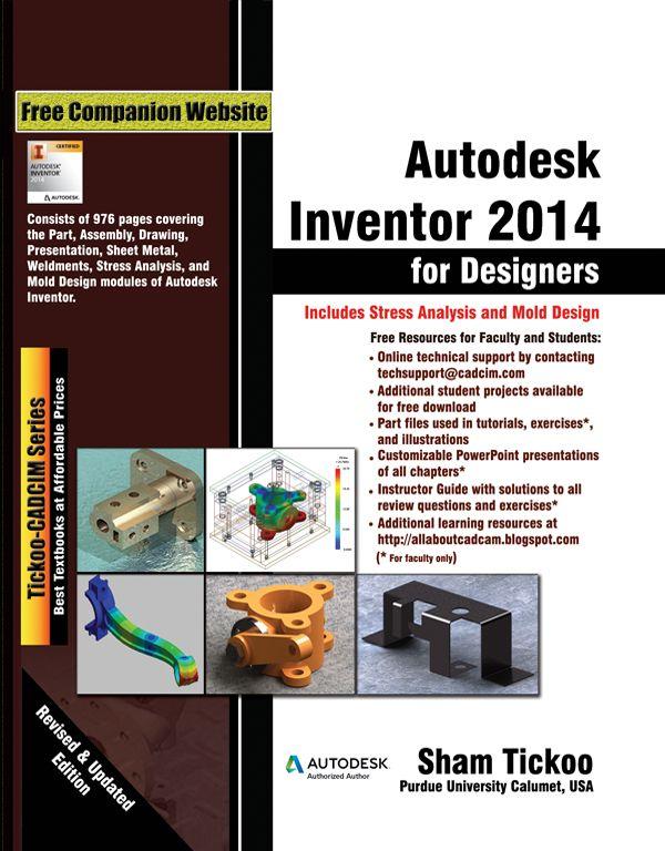 Inventor: Book Shelf (FEA Simulation) - Autodesk