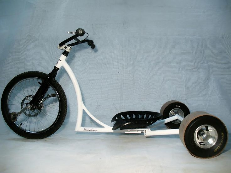 Custom Drift Trike by Dizzy Star Model RB113Sport