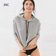Like and Share if you want this  JNC Cropped Sweatshirt Grey Long sleeve Sweater Streetstyle Slouchy Hoodies Cute Workout Sports Jerseys For Women Gym Clothes     Tag a friend who would love this! For US $16.99    FREE Shipping Worldwide     Get it here ---> http://womensclothingdeals.com/products/jnc-cropped-sweatshirt-grey-long-sleeve-sweater-streetstyle-slouchy-hoodies-cute-workout-sports-jerseys-for-women-gym-clothes/