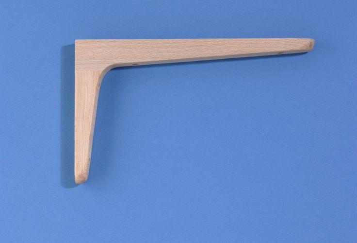 Équerre étagère, équerre fixation, équerre acier & bois | MOTTEZ