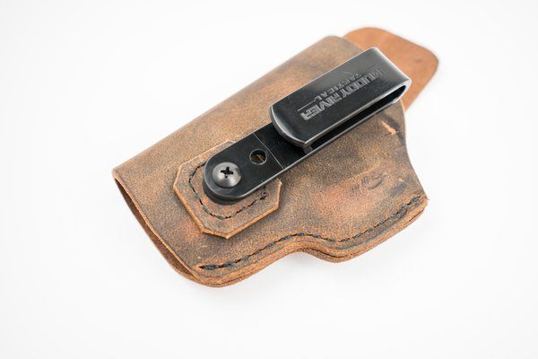 Tuckable Leather IWB Holster
