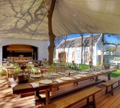 Pierneef a La Motte - Franschhoek- 5 mintues from La Clé des Montagnes 4 luxurious villas on a working wine farm.