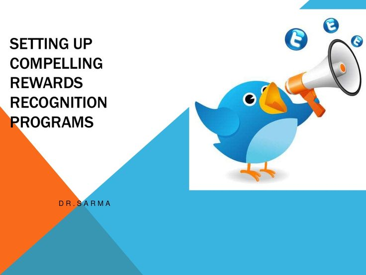 creative  Employee Rewards /Recognition programs by Dr.E.J. Sarma via slideshare