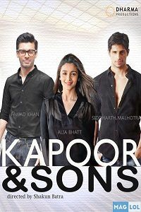 Kapoor and Sons (2016) Hindi Movie Streaming Watch Online