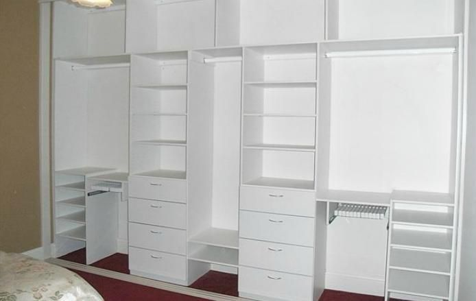 Custom Built-In Wardrobes Brisbane
