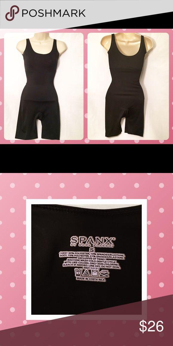 Black full body Spanx Shape wear, size Small Black full body Spanx Shape wear, size Small SPANX Intimates & Sleepwear Shapewear